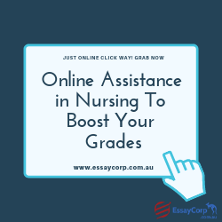 Online Assistance in Nursing To Boost Your Grades