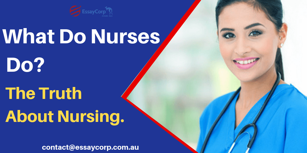 What does a nurse do