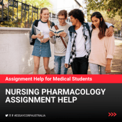 Nursing Pharmacology Assignment Help for Medical Students